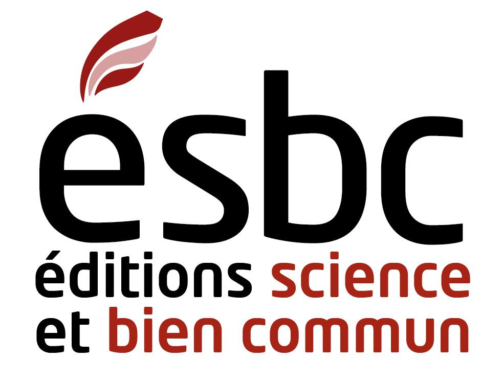 Logo for Éditions science et bien commun