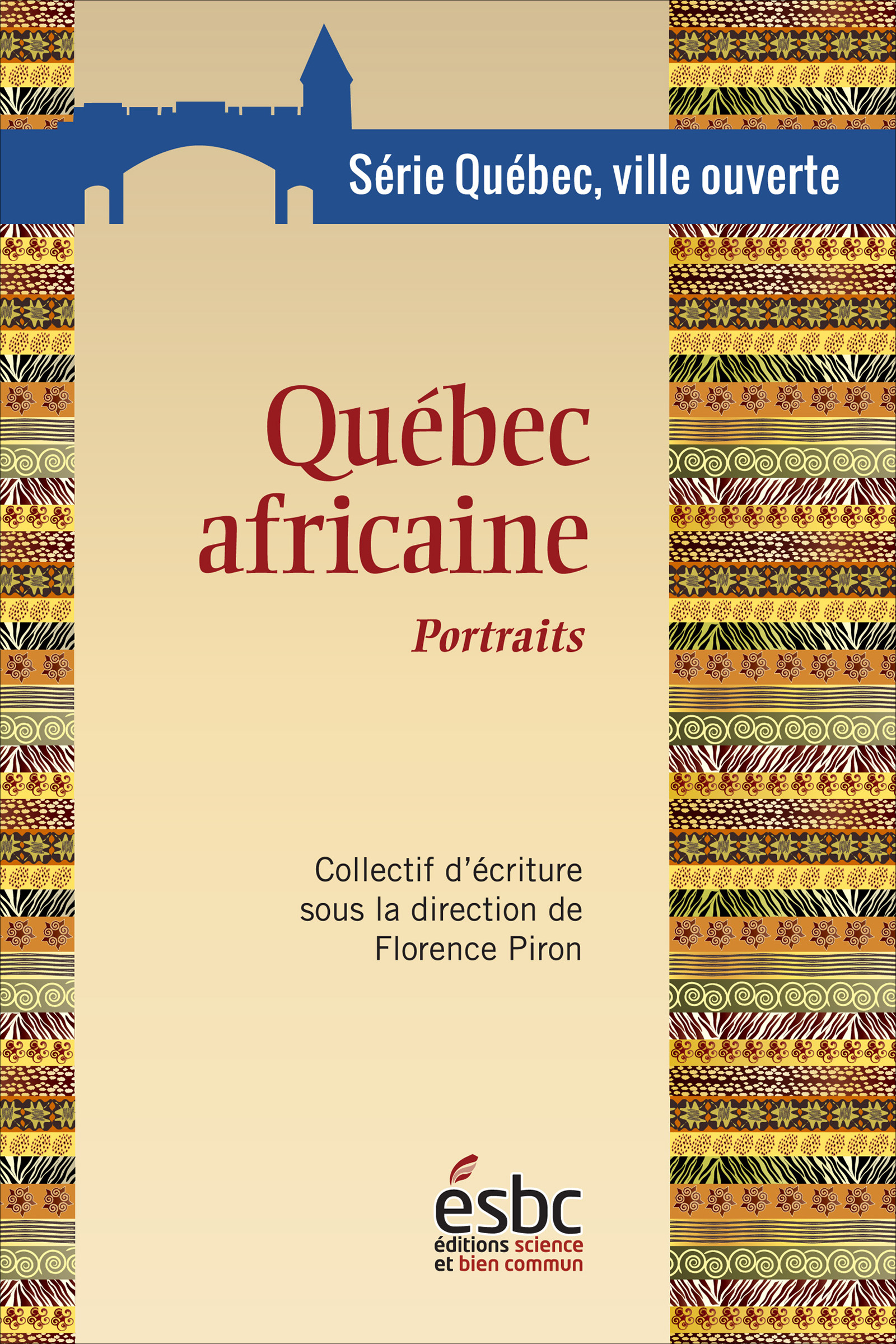 Cover image for Québec africaine