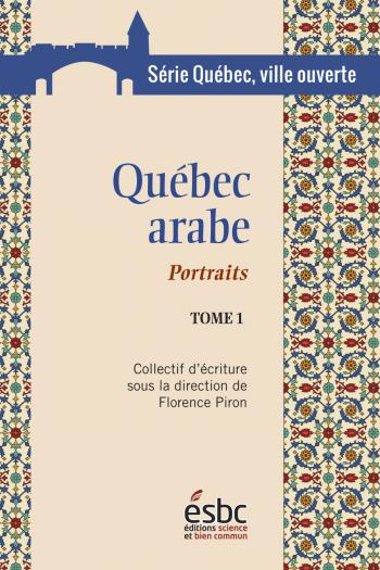 Page couverture de Québec arabe