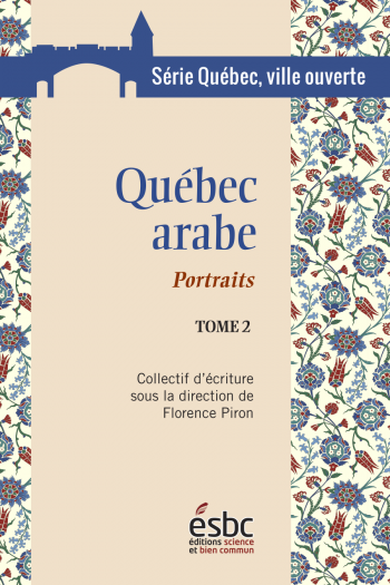Cover image for Québec arabe