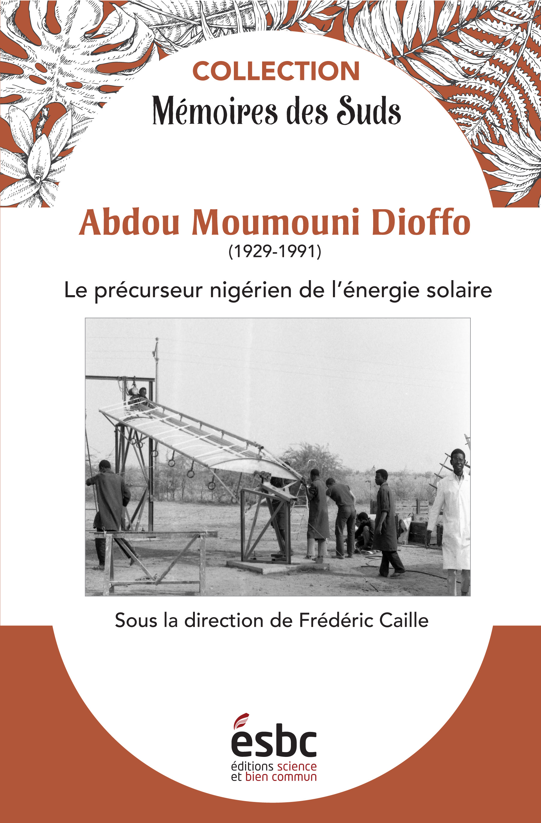 Cover image for Abdou Moumouni Dioffo (1929-1991)