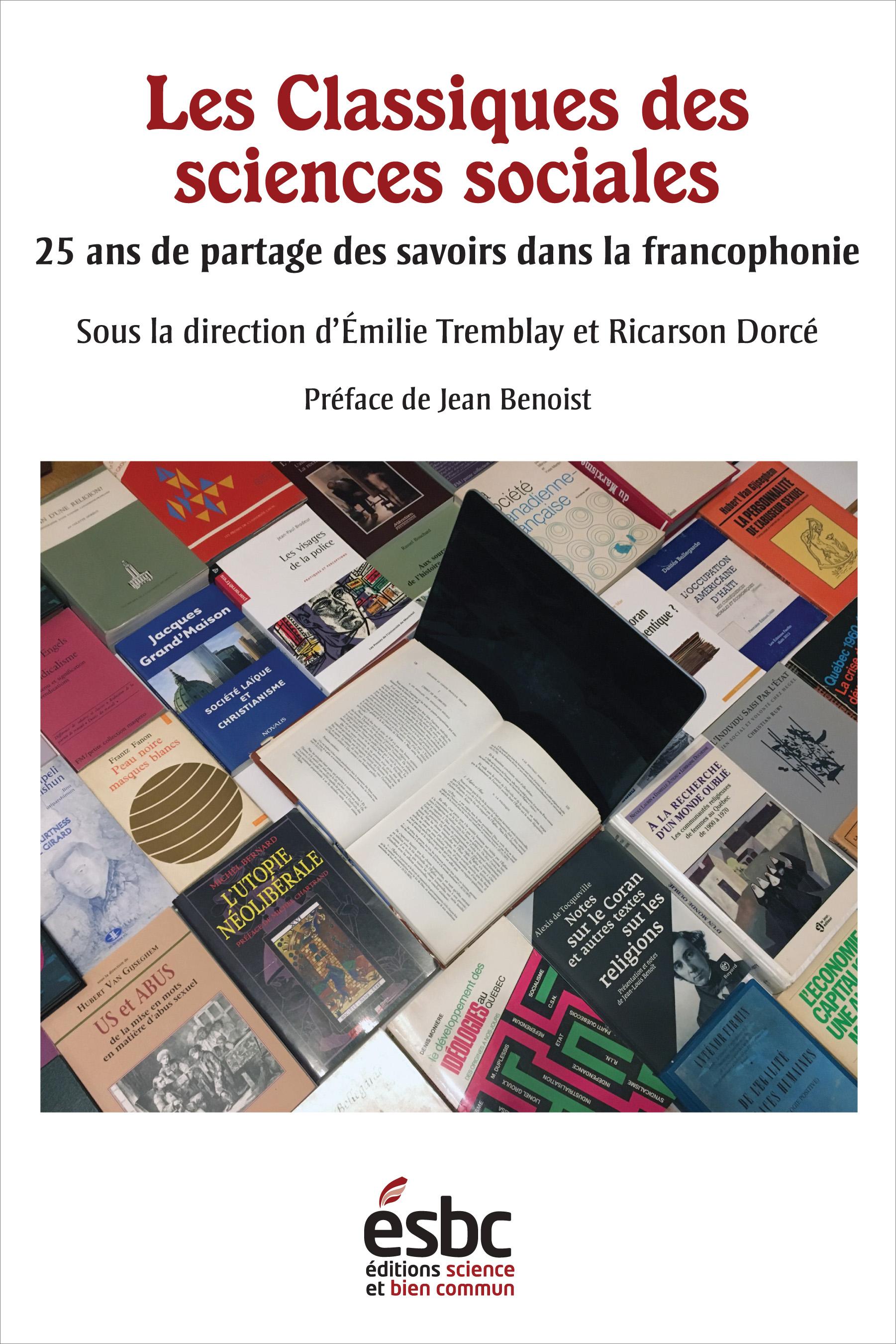 Les Classiques des sciences sociales : 25 ans de partage des savoirs dans la francophonie