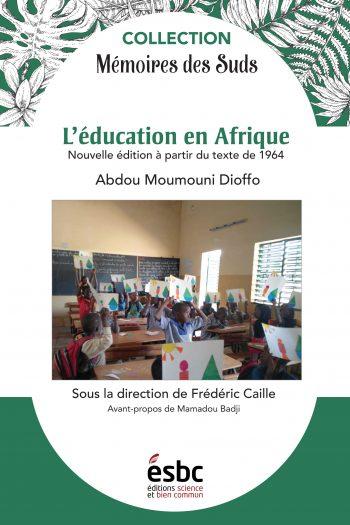 Page couverture de L'éducation en Afrique