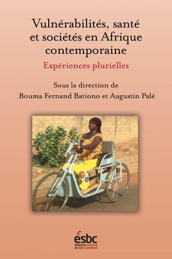 Page couverture de Vulnérabilités, santé et sociétés en Afrique contemporaine