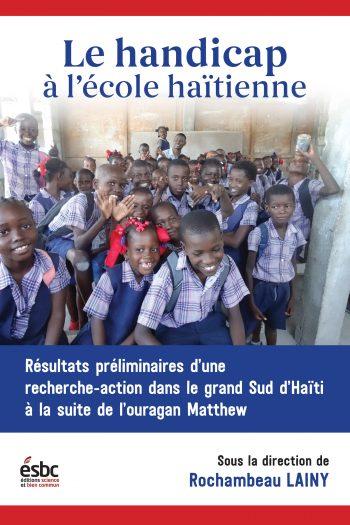 Page couverture de Le handicap à l'école haïtienne