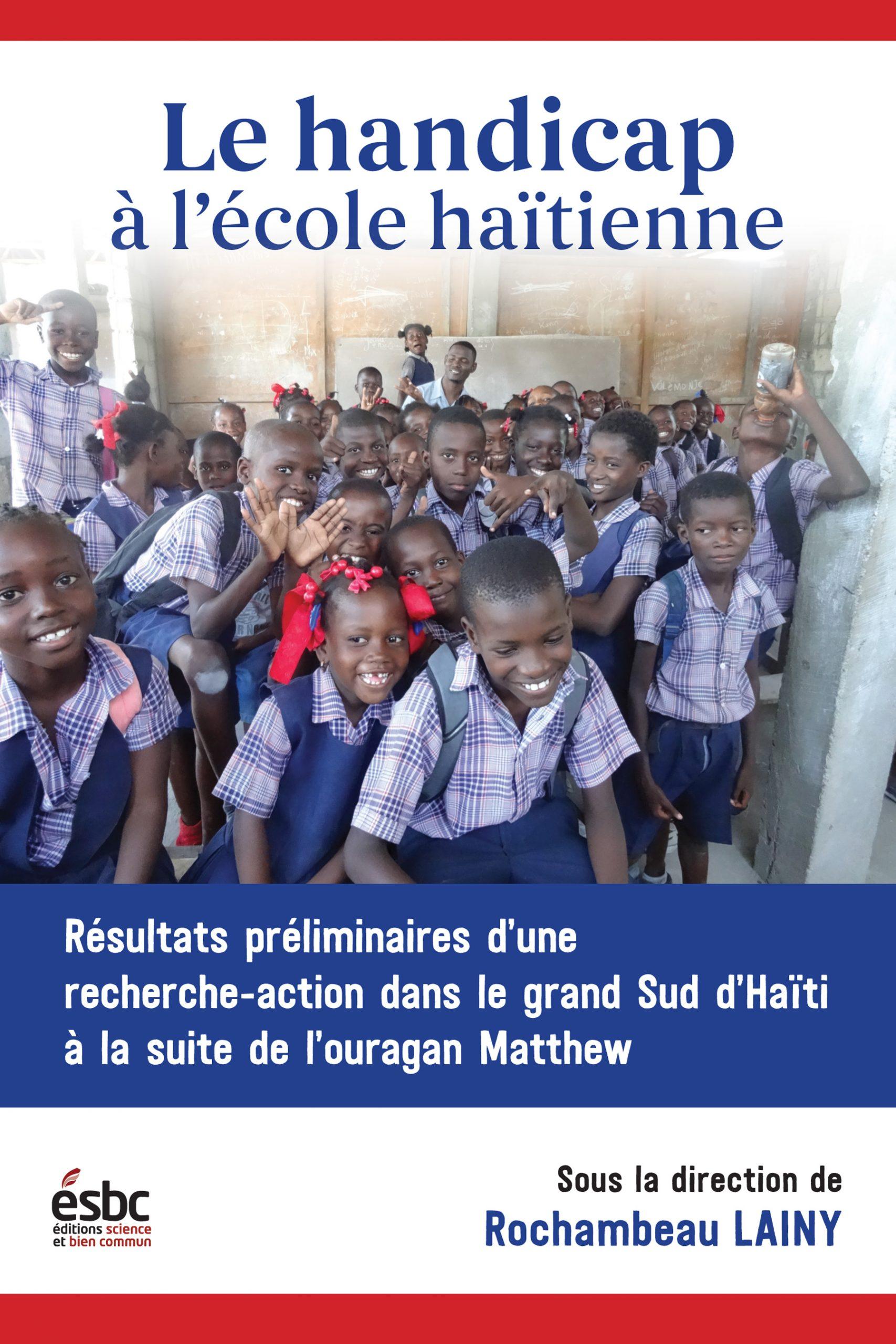 Le handicap à l'école haïtienne
