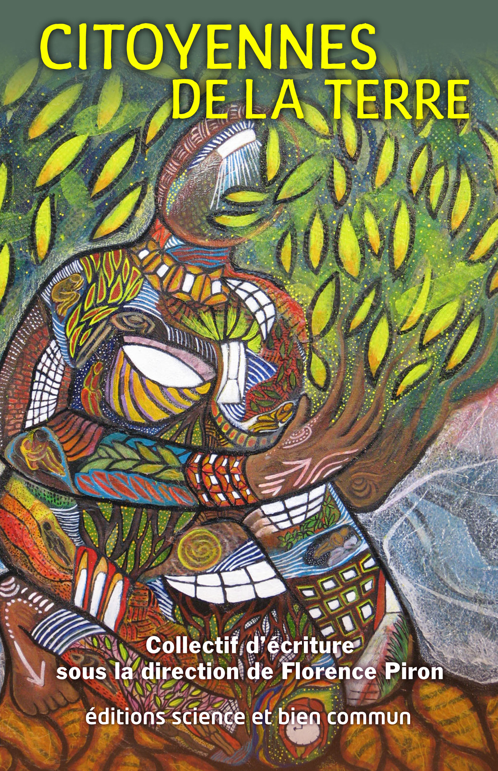 Cover image for Citoyennes de la Terre