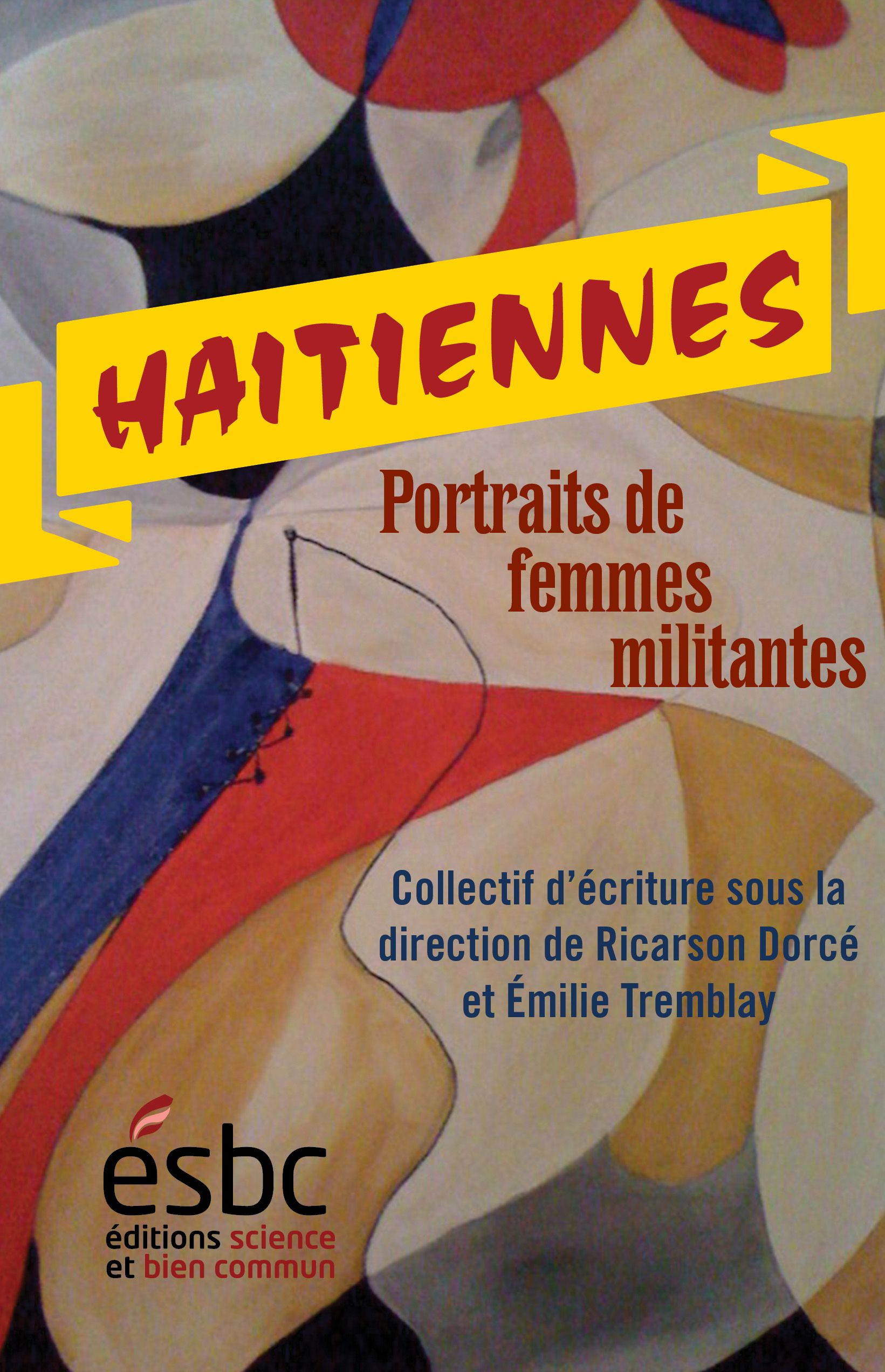 Cover image for Haïtiennes